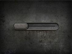 metal slider