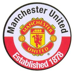 We are very sorry but the Manchester United FC Badge Est is/are ...