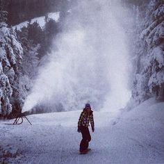 #killington #vermont #snowboarding
