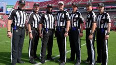 6 things to look forward to in Super Bowl LI if you're really into referees Image:  phelan m. ebenhack/ap  By Tyler Schmall2017-02-05 10:43:30 -0500  Hey there fellow Ref Heads!  Its that special time of year again when the two best teams in the NFL go head-to-head to finally crown a champion. But the real show as always is going to be that sweet sweet refereeing. It has been an exciting playoffs as the referees have called every penalty from delay of game to illegal motion and frankly we…