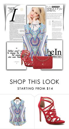 """""""Untitled #1"""" by sakamena ❤ liked on Polyvore featuring Silvana, Qupid and Chanel"""