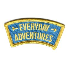 Embroidered Patches | Pilgrim Cycling Co
