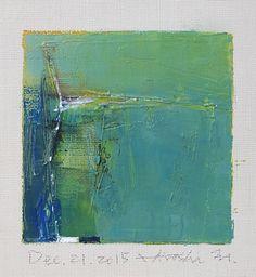 https://flic.kr/p/BqY6mt   dec212015   Oil on canvas 9 cm x 9 cm © 2015 Hiroshi Matsumoto www.hiroshimatsumoto.com