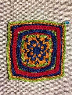 Ravelry: Project Gallery for Tamara's Kismet Square pattern by Jessie Rayot