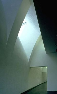 cinoh:  skylight, kiasma museum of contemporary art helsinki,finland (1998) architect: steven holl
