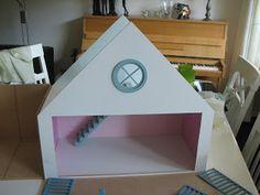 Mine dukkehuse: Hvidt sommerhus