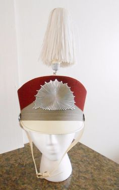 how to make a shako plume
