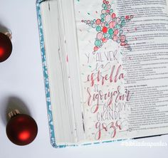 """""""Y al ver la estrella, se regocijaron con muy grande gozo."""" S. Mateo 2:10 #bibliadeapuntes #RVR1960 #bibliadeapuntes  Journaling, Diy And Crafts, Christ, Bible Journal, Lettering, Words, Grande, Instagram Posts, Live"""