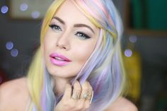 Tutorial de maquiagem | Katy Perry Rock In Rio 2015 por Juliana Goes