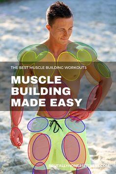 The Best Muscle Building Workouts – Building Muscle Made Easy. Building Muscle With Only Six Workouts If you eat correctly and put some effort into it, you can build muscle...
