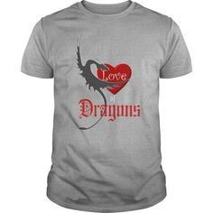Love of Dragons T Sh