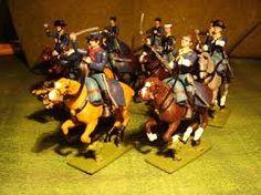Cavalleria Unionista 1863 Produzione G.P.G. Toy Soldiers