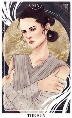 Rey by elithien. Star Wars