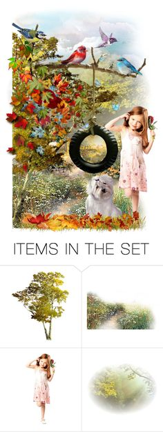 """""""a beautiful day to appreciate nature and birds"""" by jaja8x8 ❤ liked on Polyvore featuring art"""