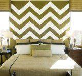 Design Dazzle: Chevron Pattern In Kids Rooms