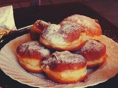 Polish Donuts. / nasze pączusie, mniam...