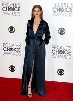 Sarah Rafferty aux People's Choice Awards 2015