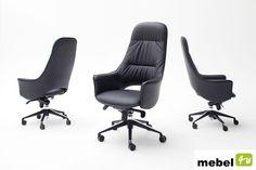 Fotel biurowy KAREN - sklep meblowy Home Office, Aluminium, Karen, Chair, Loft, Furniture, Home Decor, Swivel Chair, Living Area