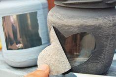 Cómo hacer pintura de pizarra o chalk paint