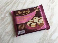 Thorntons NEW White Chocolate Caramel…