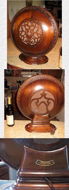 Antique Radio, Oral History, Radios, Speakers, Decorative Bowls, Presents, Tv, Concert, Antiques