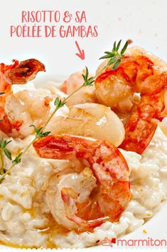 Crockpot Recipes, Healthy Recipes, Cooking Recipes, Healthy Meals, Prawn, Shrimp, New Year's Food, Entrees, Fries