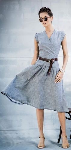 Outback Fit and Flare Dress