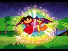 Dora The Explorer - Christmas Carol Adventure