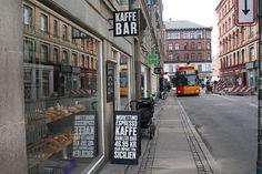 Norrebro, Copenhagen.