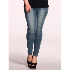 SHARE & Get it FREE   Plus Size Trendy Frayed Distressed Pencil JeansFor Fashion Lovers only:80,000+ Items·FREE SHIPPING Join Dresslily: Get YOUR $50 NOW!