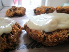These cookies are so easy to make and are absolutely delicious. I love these cookies for breakfast or an after workout snack. The frosting blended with the cookie tastes just like your favorite carrot cake! Best yet, they only take about three hours to make! Carrot Cake Cookie Ingredients: 2...