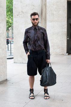 street style moda en la calle semanas de moda masculina menswear londres milan paris primavera-verano 2014