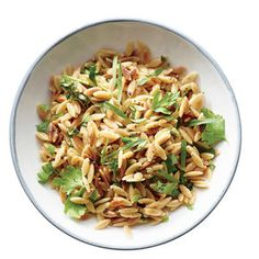As an easy and elevated pasta salad side dish, orzo is a great alternative to traditional pasta. Acting as a blank canvas, orzo adapts...