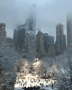Winter in NYC this looks beautiful! I wish I could spend one Christmas in NYC