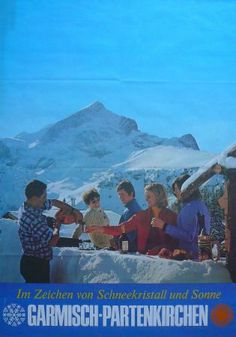 SkiVintage.com - Old, original and vintage posters from skiing, mountain and winter sports