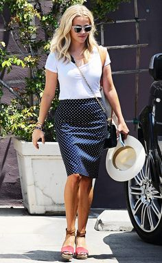 How to wear pencil skirt – Benim Blog