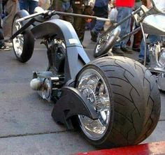 .Sweet custom Fat-back chopper.