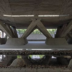 """Image 13 of 33 from gallery of """"I Failed to be an Artist but I Became an Artistic Architect"""": Interview with Yung Ho Chang of Atelier FCJZ. China Architecture, Concrete Architecture, Concrete Building, Architecture Details, Chinese Buildings, Tourist Center, Exposed Concrete, Museum, Built Environment"""