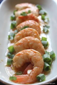 Barbecue Shrimp Tammilee Tips