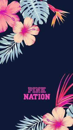 Pink Nation Wallpaper @lexxyjean