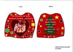 Meine Vorstellung von Klaas Weihnachtspulli