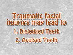 Traumatic facial injuries may lead to: