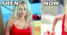 Shocking Celebs Then Vs. Now