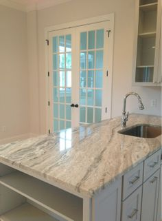 Granite Countertop Color Bianco Romano Looks Like Marble. Replace Soapstone  And Paint Cabinets White. | Kitchen U0026 Pantry | Pinterest | Granite  Countertop, ...