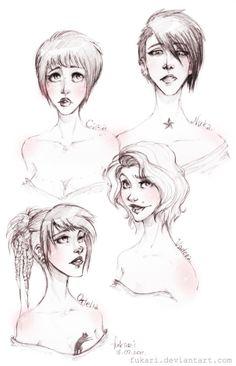girls+by+Fukari.deviantart.com+on+@deviantART
