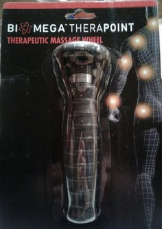 Bi Mega Therapoint Therapeutic massage wheel #BiMega