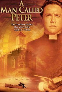 A Man Called Peter starring Richard Todd and Jean Peters. True story of Peter Marshall who was ultimately appointed chaplain of the US Senate Family Movies, All Family, Old Movies, Great Movies, Vintage Movies, Richard Todd, Jean Peters, Catherine Marshall, Musica
