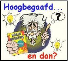 Hoogbegaafd . . . en dan? yurls School Info, School Levels, Skills To Learn, Student Gifts, Special Needs, Kids Gifts, Special Education, Middle School, Classroom