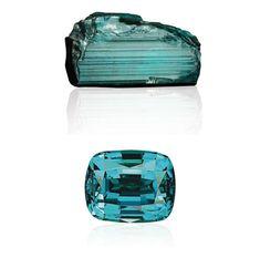 Bretterbauer Juweliere - Investment Stones - INDIGOLITH Indigo, Investing, Stones, Soap, Schmuck, Rocks, Indigo Dye, Bar Soap, Soaps