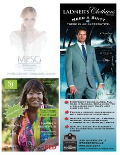 Page 4 of SMJ Magazine Fall Issue! GET INSPIRED, we hope you love it as much as we do! ♥
